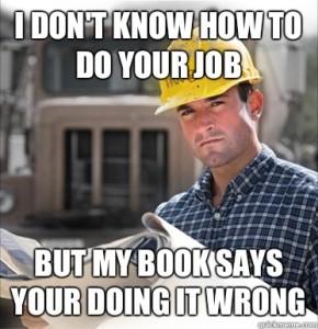 job wrong